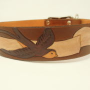 Holiday Swallow collar