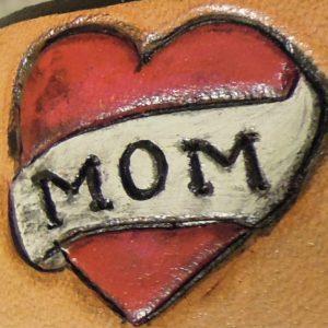 Mom Tattoo Heart